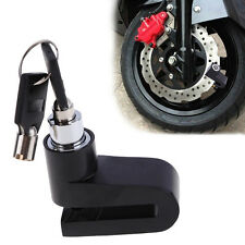 Best Bike Motorcycle Bicycle Security Disc/ Disk Brake Wheel Lock with 2 Keys