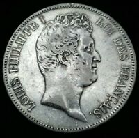 Louis Philippe I 5 Francs 1831 L Bayonne