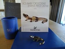 Swarovski SCS Baby Crocodile (Event Piece 2016) 5135898.