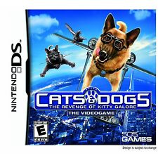 Cats & Dogs: The Revenge of Kitty Galore Nintendo ds