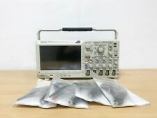 Tektronix Dpo3054 500mhz 25gss 4ch Oscilloscope With P6500 Probes