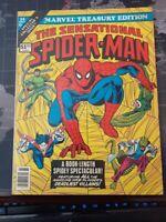 Marvel Treasury Edition #14 Giant Size Sensational Spider-Man 1977 Morbius
