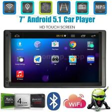 "Double 2Din 7"" Android 5.1 Car Gps Stereo Radio Mp5 Player Navi Wifi Bluetooth"