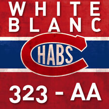 SEASON TICKETS MONTREAL CANADIENS 2019-20 FIRST ROW 323 AA HABS
