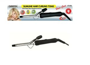 Omega 13mm Slimline Hair Curling Tong, Up to 200°C