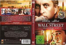 (DVD) Wall Street: Geld schläft nicht - Michael Douglas, Shia LaBeouf  (2010)