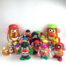 Mr Potato Head HUGE LOT 260+ Marvel Avengers Star Wars Mini Spuds Storage More