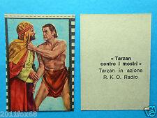 figurines figuren figurine nannina 1950 r.k.o. radio cita tarzan contro i mostri