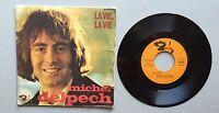 Ref784 Vinyle 45 Tours Michel Delpech La Vie La Vie