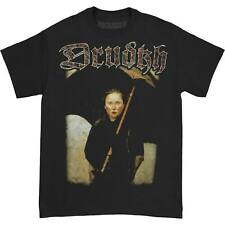 Drudkh Men's  Only The Wind Remembers My Name T-shirt Black