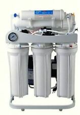 PREMIER REVERSE OSMOSIS WATER SYSTEM 75 GPD WITH BOOSTER PUMP 6 Stage