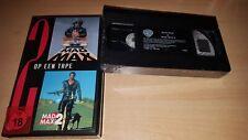Mad Max 1 & 2 - Holland Tape - NEU 6 OVP - uncut - VHS - ab 18