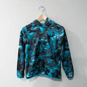 Under Armour Loose Fit Multicolor Hoodie Youth Size Large