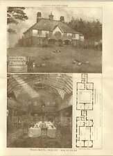 1906 Watch Hill Cumberland For Dr Mclaren Design And Interior Plan Taylor Scott
