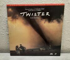 Laserdisc Twister AC-3 Bill Paxton Helen Hunt Widescreen Spielberg