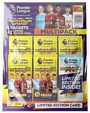 Panini Premier League 2020/21 Adrenalyn XL Plus Trading Carte Multi Pack Neuf