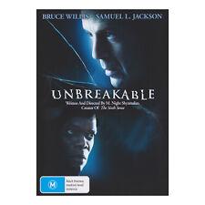 Unbreakable (DVD, 2018)