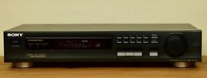 SONY ST-S211 SYTHESEIZER TUNER HIFI STEREO VOLLE FUNKTION TOP ZUSTAND