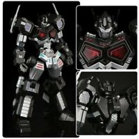 Transformers Nemesis Prime Attack Mode Variant Furai Model Kit Flame Toys