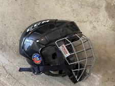 ccm hockey helmet