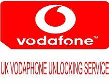 OFFICIAL UNLOCK CODE SERVICE IPHONE 5 5S 5C 6 6 PLUS 6S 6S PLUS SE UK VODAFONE