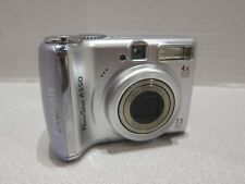 Canon PowerShot A550 7.1MP Digital Camera AS-IS