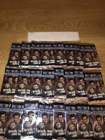 x24 Doctor Who Monster Invasion Card Packs. BRAND NEW FACTORY SEALED.