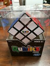 Hasbro Gaming Rubiks Cube Game with Display Stand NEW