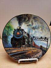 """The Pennsylvania K-4"", Ted Xaras Train Collector Plate"