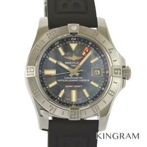 BREITLING Avenger 2 GMT A32390 Mechanical Automatic Men's watch from Japan