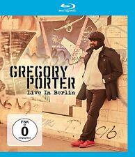 GREGORY PORTER LIVE IN BERLIN BLU-RAY DISC (PRE-ORDER Released 18/11/2016)