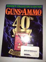 Guns & Ammo Magazine 40th Anniversary September 1998 033117NONRH