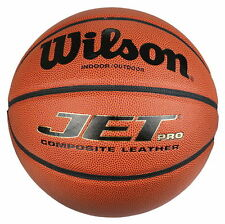 Wilson Jet Pro WTB-1245 Basketball Ball Composite Leather Size 7 I_g