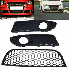 Front Bumper Grills LH RH Center Cover for VW Polo GTI 9N3 2005-2009 6Q0853677B