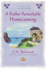 A Rather Remarkable Homecoming (PENNY NICHOLS)-ExLibrary