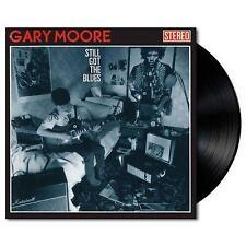 GARY MOORE Still Got The Blues Vinyl Lp Record 180gm NEW Sealed