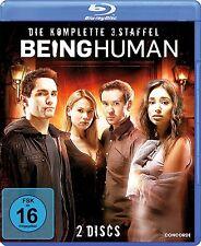 BEING HUMAN - SEASON 3 ( US REMAKE )- Blu-Ray Region all ( worldwide )