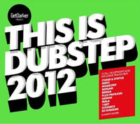 This Is Dubstep 2012 (Various Artists) [New & Sealed] 2 CDs