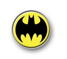 "BATMAN / DARK KNIGHT 1"" / 25mm / pin button / badge / movie / DC Comics / film"