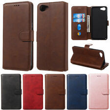 Slim Wallet Leather Flip Case Cover For Oppo A1 A3S A5 F9 F11 F1S R19 Realme 5