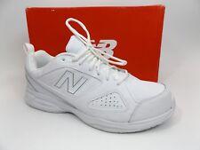 New Balance Men's Athletic Shoes MX623v3 WHITE LEATHER [SZ 13.0 2E WIDE] D9389