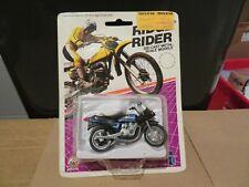 Zee Toys Ridge Rider Suzuki GS 1100  Motorcycle 1986 MOC See My Store