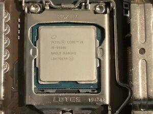 MSI Z390-A PRO LGA1151 WITH CPU INTEL Core i9-9900K 3.6GHZ