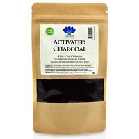 Activated Charcoal Powder - Food Grade Teeth Whitening & Detox Pack Size Options