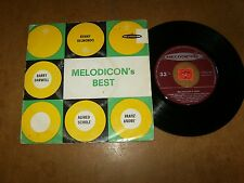 BARRY DARWELL   - EP ITALY MELODICON 05010 - LISTEN - TEEN POPCORN