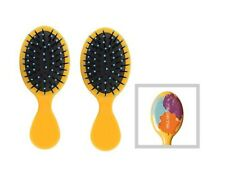 Paul Mitchell Baby Don't Cry Sculpting Yellow PADDLE BRUSH Kids (PACK OF 2)