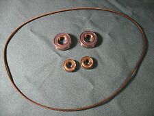 REBUILD KIT WITH NEW DRIVE BELT FOR SEARS CRAFTSMAN 113.21371 DRILL PRESS