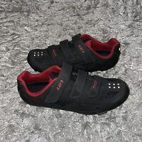 louis garneau womens multi air flex spin / cycling shoes 9