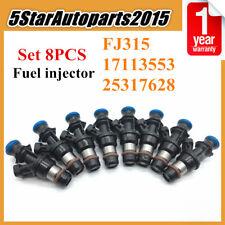 8 Fuel Injector 17113553 for Chevrolet Silverado Suburban Tahoe GMC Sierra Yukon