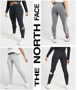 The North Face Womens Sports Gym Leggings. Skin Tight Running Bottoms Yoga Pants